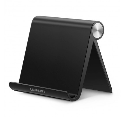 UGREEN LP115 Tablet stand μαύρου χρώματος μέγεθος 95x85x7.5mm