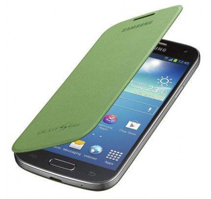 Samsung Flip Cover EF-FI919BGEG Green για Samsung Galaxy S4 mini i9190    I9195 120325931b2