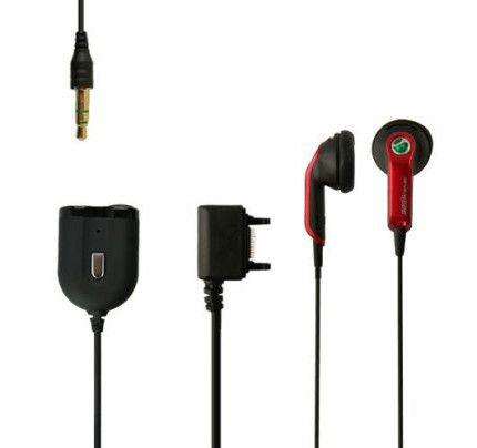 Sony Ericsson Headset HPM-64 Stereo Red (χωρίς συσκευασία)