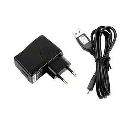 Φορτιστής Ταξιδίου Huawei + Usb Cable black