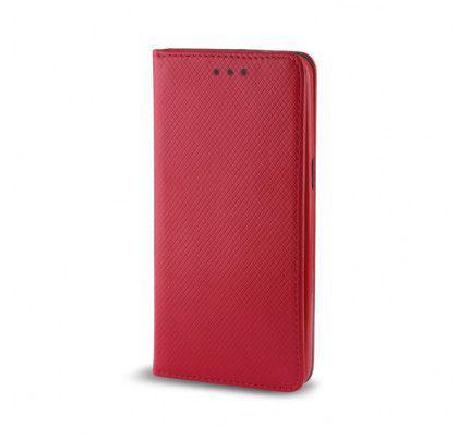 Θήκη Smart Magnet για Samsung Galaxy A5 2017 A520 κόκκινου χρώματος