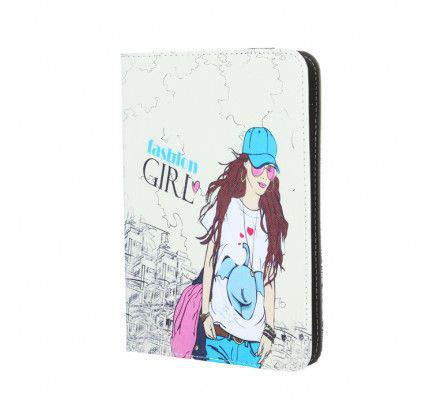"Θήκη OEM Universal για Tablet 9""-10""  Fashion Girl"