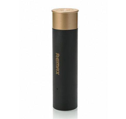 Remax PowerBank RPL-18 2500mAh μαύρου χρώματος