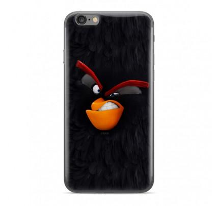 Θήκη Angry Birds Back Cover 001 for Huawei P30 Lite Black