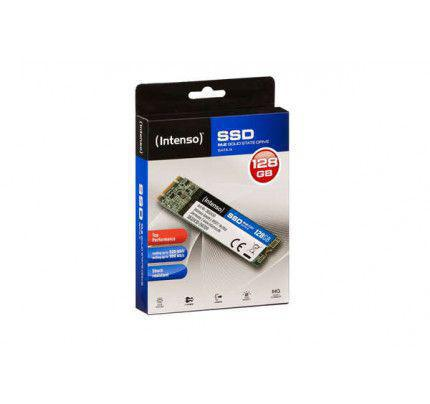 Intenso TOP 128 GB Solid State Drive (SATA 6 GB / s, M.2 2280)