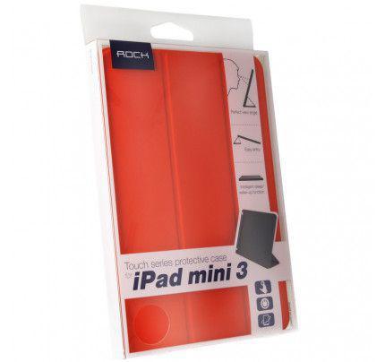 Θήκη Rock Flip Touch Series για Apple iPad Mini 3 orange