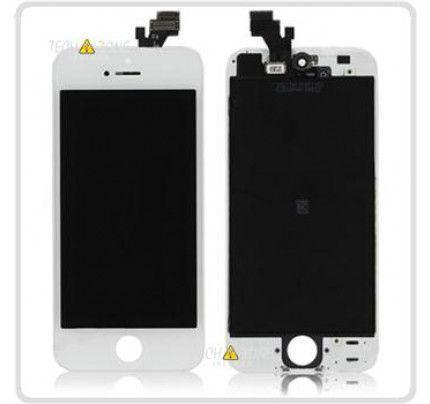 Display Unit for iPhone 5 white