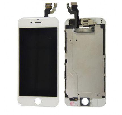 Οθόνη και Μηχανισμός Αφής iPhone 6 Λευκή