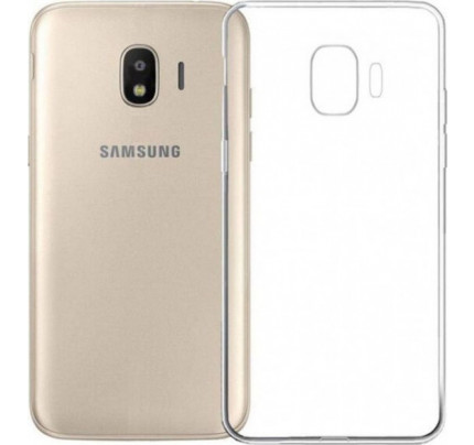 Θήκη TPU Gel Ultra Clear για Samsung Galaxy J4 Plus J415 διάφανη