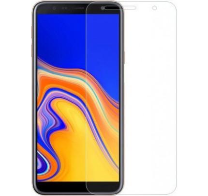 Φιλμ Προστασίας Οθόνης Tempered Glass (άθραυστο ) 9H για Samsung Galaxy J4 PLUS J415
