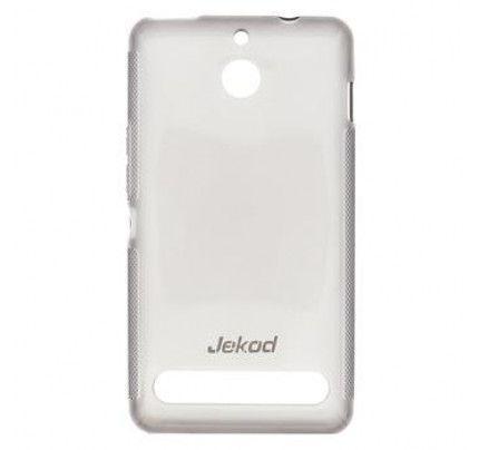 Θήκη Jekod TPU για Sony Xperia E1 White
