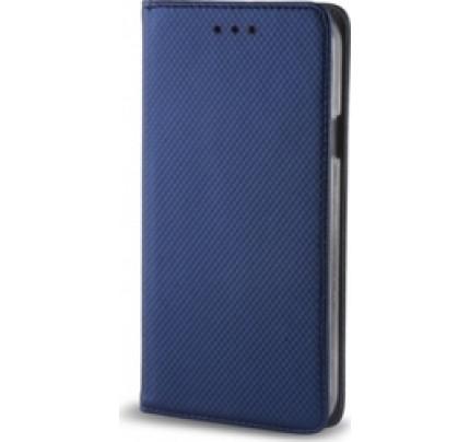 Θήκη Smart Magnet για Samsung Galaxy J5 2017 J530 μπλε χρώματος