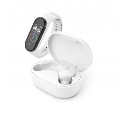 Ledwood KEPLER Bluetooth Headset + Activity Tracker White LD-XT91-WHI