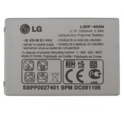 Μπαταρία LG LGIP-400N Plastic 1500mAh (χωρίς συσκευασία)