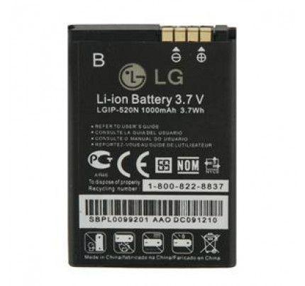 Μπαταρία LG LGIP-520N 1000mAh για LG BL 40 , GD900 Crystal original συσκευασία