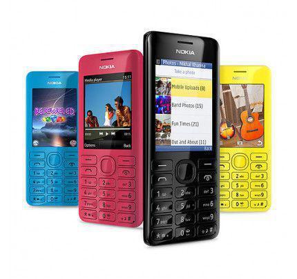 Φιλμ Προστασίας Οθόνης για Nokia Asha 206 (1 ΤΕΜ)