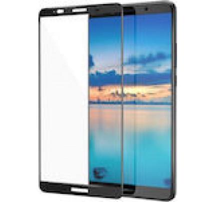 Φιλμ Προστασίας Οθόνης Tempered Glass (άθραυστο ) 9H για Huawei Mate 10 PRO full face black