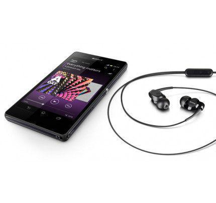 Sony Headset black MH-EX300AP (χωρίς συσκευασία)
