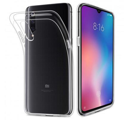 Θήκη OEM TPU Slim για Xiaomi Mi9 διάφανη