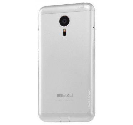 Θήκη Nillkin Nature TPU για Meizu MX5 διάφανη