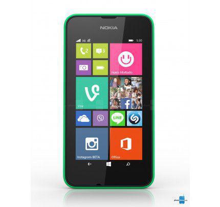 Φιλμ Προστασίας Οθόνης για Nokia Lumia 530 (1 ΤΕΜ)