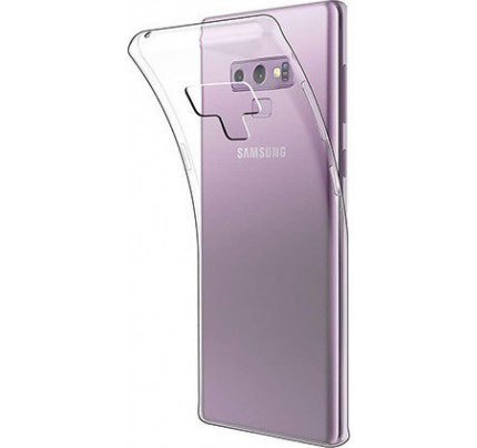 Θήκη Ultra Clear 0.5mm Case Gel TPU Cover for Samsung Galaxy Note 9 N960 διάφανη