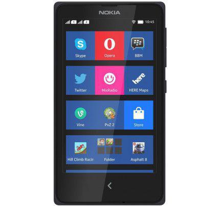 Φιλμ Προστασίας Οθόνης για Nokia X / X+ (1TEM)