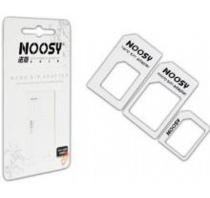 Noosy Adapter Sim Card 3 in 1