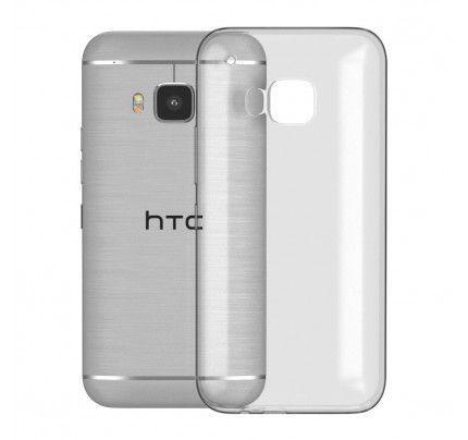 Θήκη TPU Ultra Slim 0,3mm για HTC One M9 διάφανη