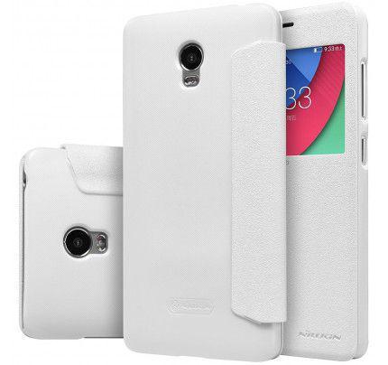 Θήκη Nillkin Sparkle S-View Folio για Lenovo P1 white