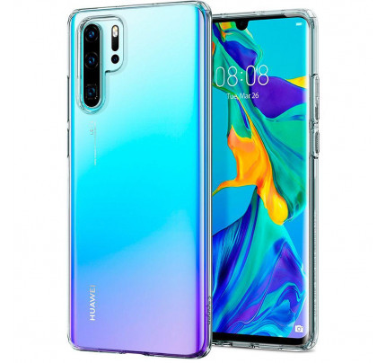 Spigen Liquid Crystal Huawei P30 Pro Case Crystal Clear L37CS25726