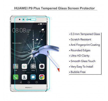 Φιλμ Προστασίας Οθόνης Tempered Glass (άθραυστο ) 9H για Huawei P9