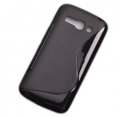 Θήκη TPU S-Line για Alcatel Pop C9 Black