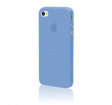Θήκη TPU Ultra Slim για iPhone 4/4s μπλε χρώματος