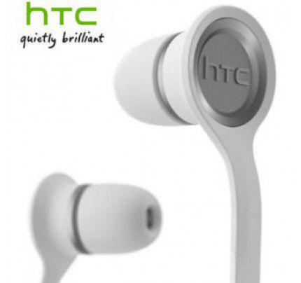 HTC Headset RC E190 Stereo white (χωρίς συσκευασία)
