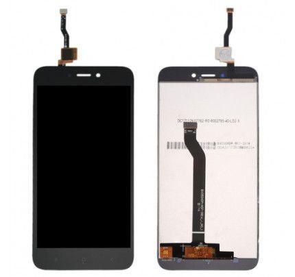 Οθόνη LCD με Μηχανισμό Αφής για Xiaomi Redmi 5 μαύρη
