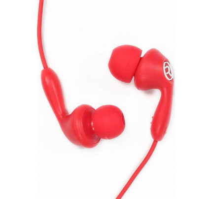 Remax Stereo Headset RM-505 red 3,5mm