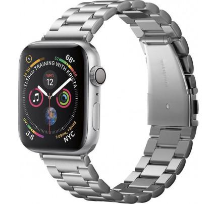 Spigen Modern Fit Λουράκι Silver για Apple Watch 42 / Apple Watch 44mm 062MP25404