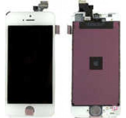 Οθόνη και Μηχανισμός Αφής iPhone SE Λευκή