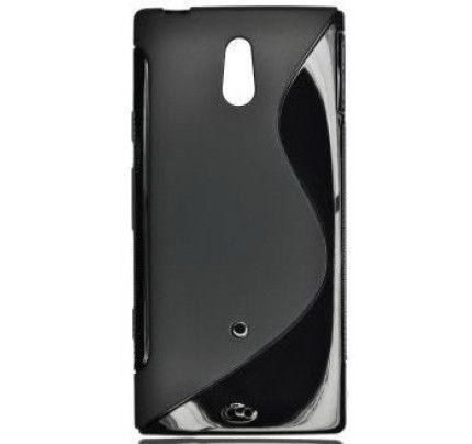 Θήκη Σιλικόνης για Sony Xperia S LT26i Black