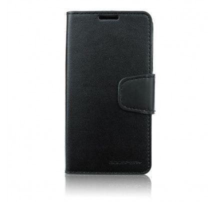 """Θήκη Sonata Book για Alcatel Pixi 3 5"""" μαύρου χρώματος"""