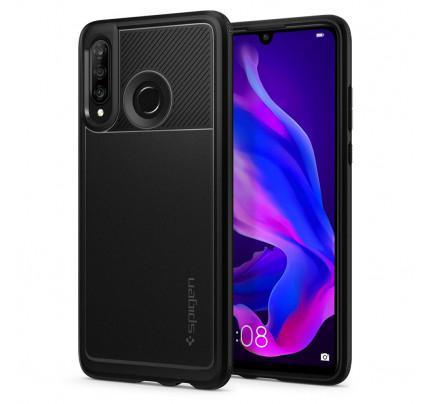 Spigen Rugged Armor Case L39CS25739 Huawei P30 Lite matt black