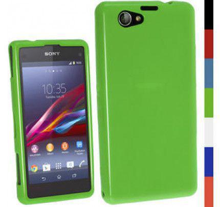 Θήκη TPU για Sony Xperia M2 Green