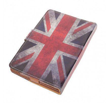 """Θήκη OEM Universal για Tablet 10"""" UK flag"""