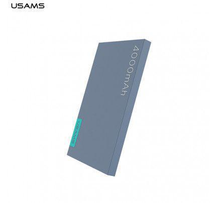 USAMS Power Bank 4000mAh Grey