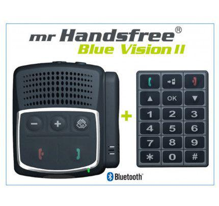 Mr Handsfree Car Kit Blue Vision II
