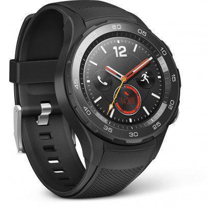 Huawei Watch 2, SmartWatch Black LTE ( με nano SIM CARD) 55021666