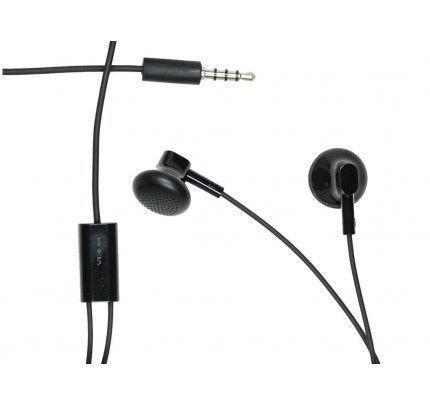 Nokia Headset WH-109 Stereo Black χωρίς συσκευασία