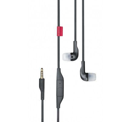 Nokia Headset WH-205 Stereo black (χωρίς συσκευασία)