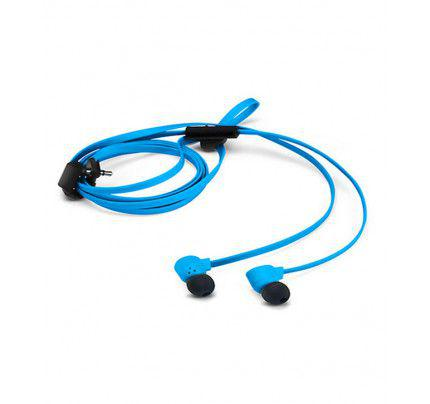 Nokia WH-510 Stereo Headset Blue 3,5mm with Flat Cable blister
